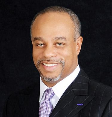 Portrait of Pastor John K. Jenkins, Sr.
